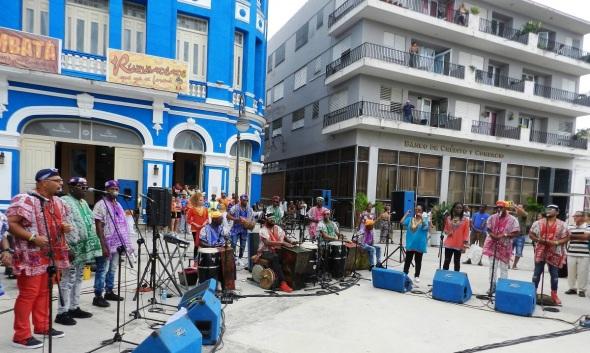 Agrupación camagüeyana Rumbatá