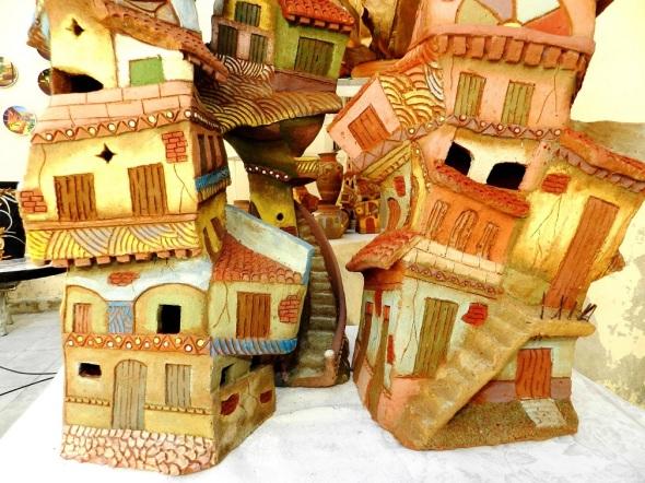 Anejas arquitectura . Obra de Ramon Guerra