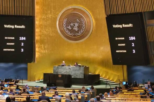 El mundo rechaza en ONU bloqueo de EEUU contra Cuba 2021