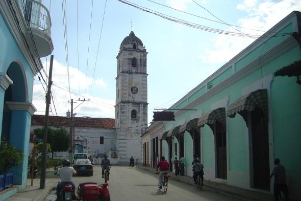 Sancti Spíritus es ciudad que atesora casi 500 años de historia y cultura hispano-africana