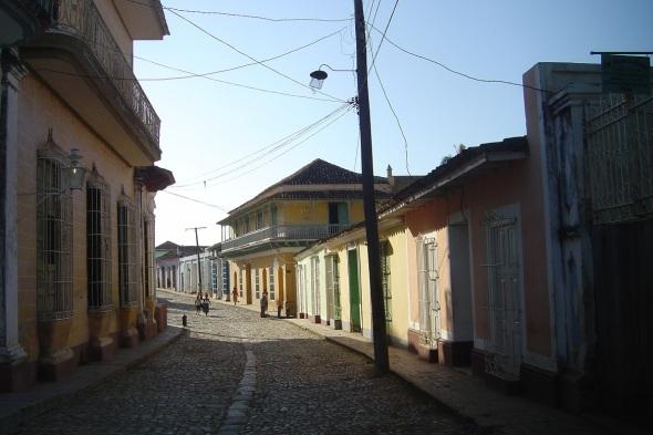 Trinidad también es conocida como la Ciudad Museo de Cuba
